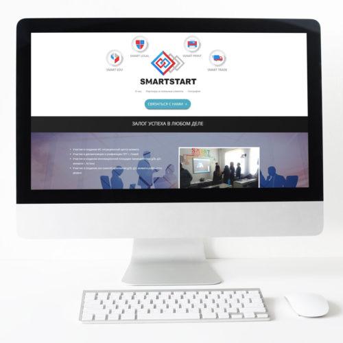 Создание сайта консалтинговой компании в Семее