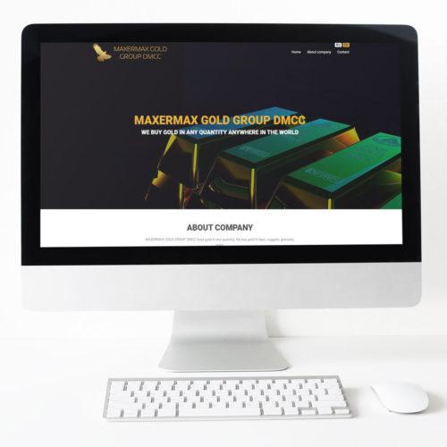 Разработка сайта для ювелирного бизнеса в Дубае